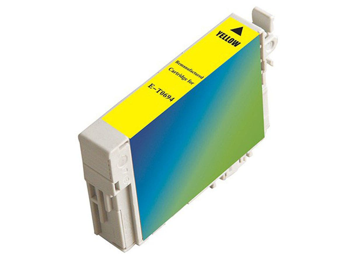 MPI Compatible Epson T0694 - Yellow-Large-Image-1