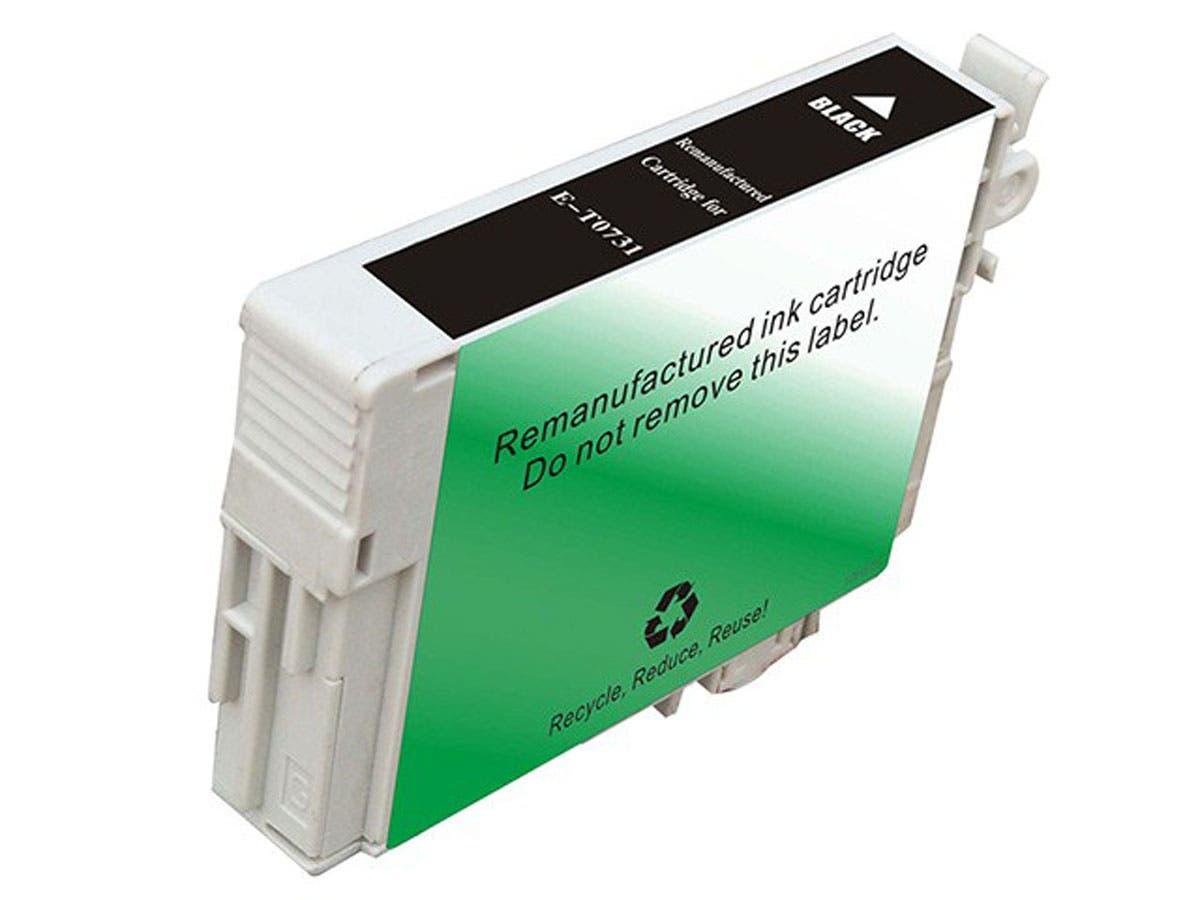 Monoprice Compatible Epson T0731 - Black-Large-Image-1