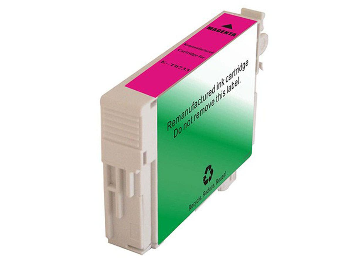 Monoprice Compatible Epson T0733 - Magenta-Large-Image-1