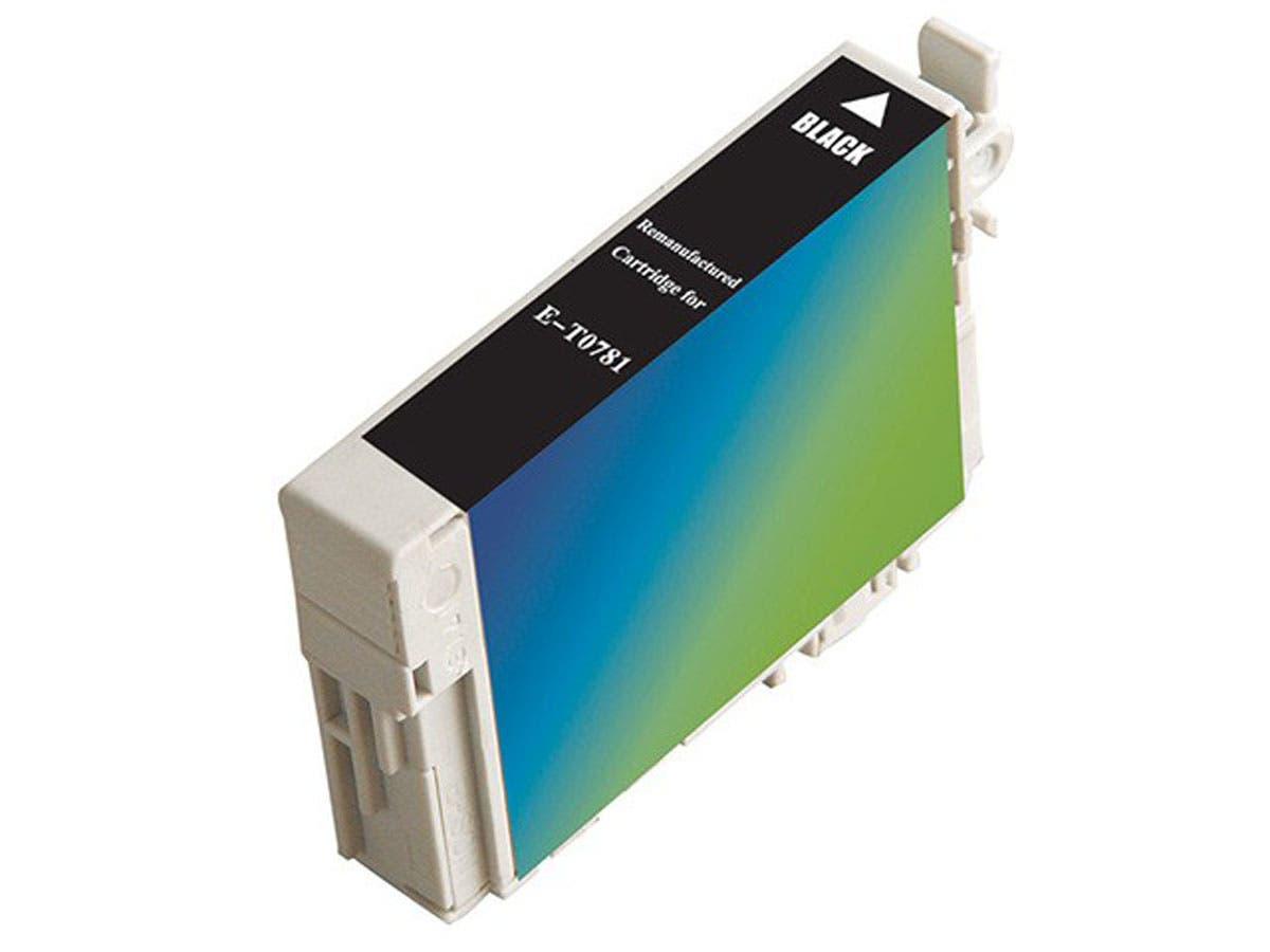 MPI Compatible Epson T0781 - Black-Large-Image-1