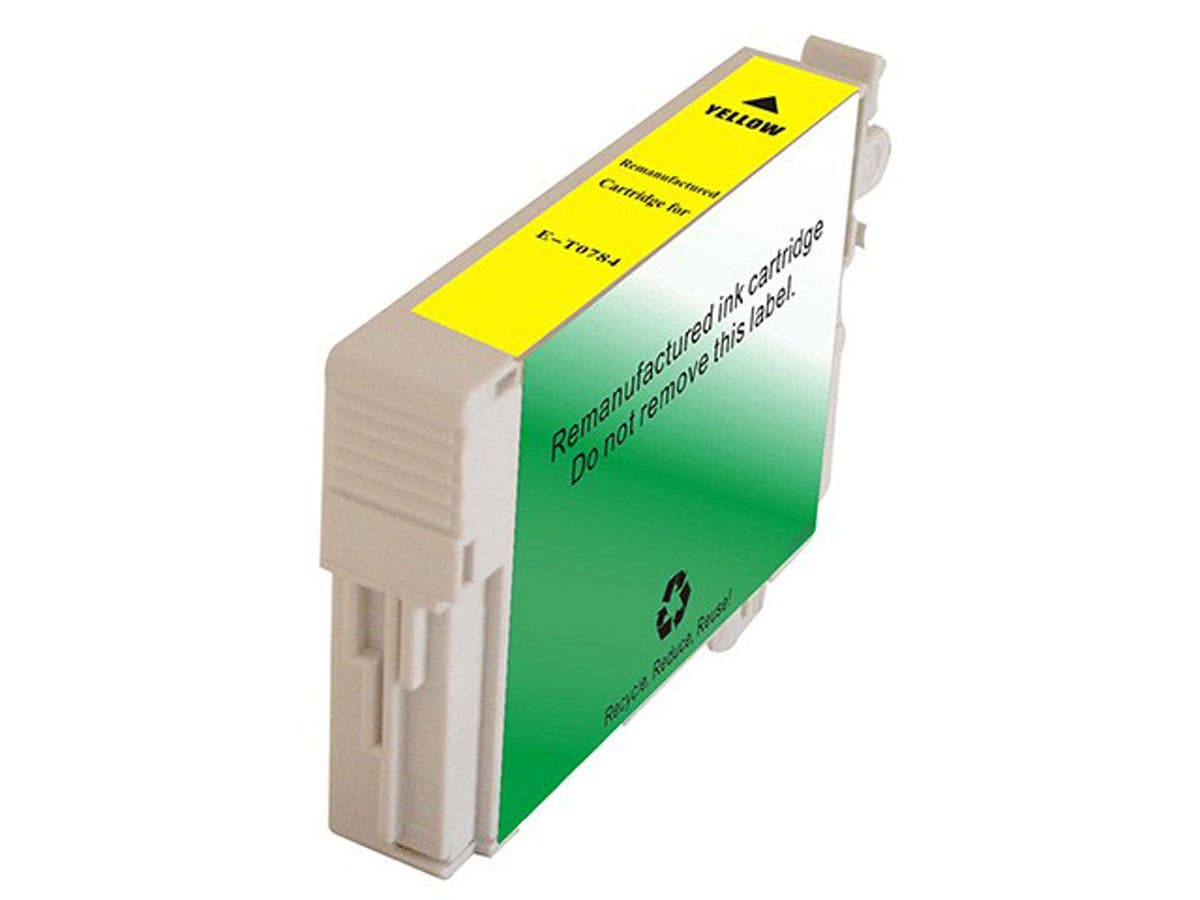 MPI Compatible Epson T0784 - Yellow