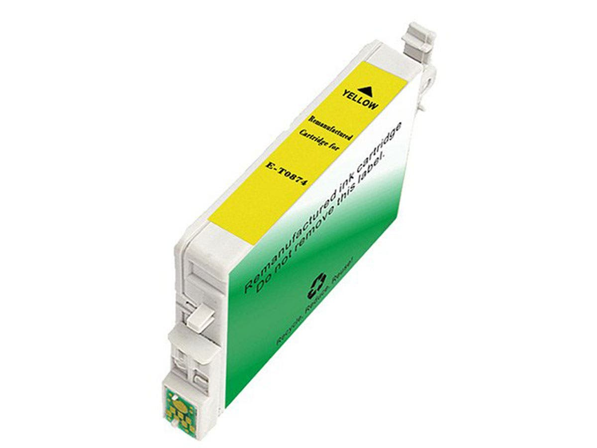 MPI Compatible Epson T0874 - Yellow