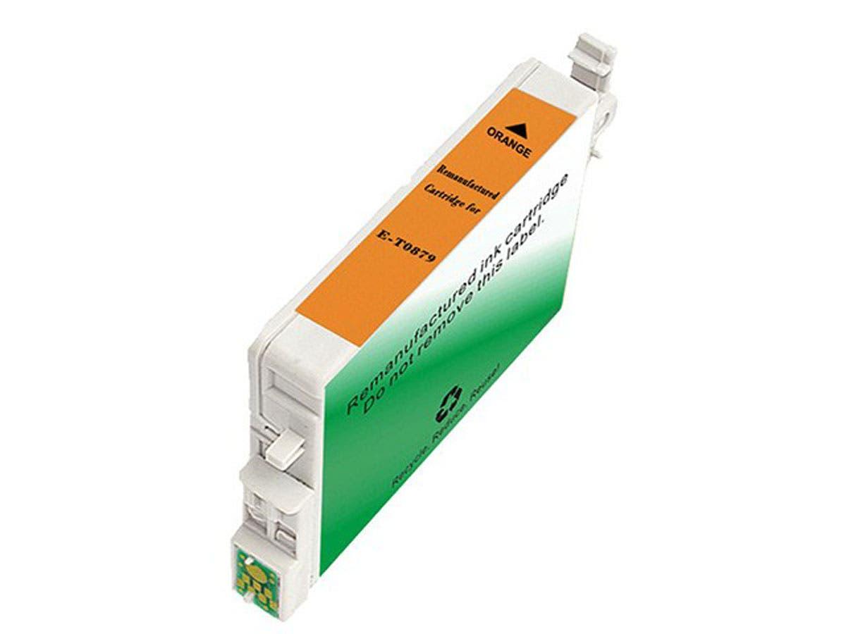 MPI Compatible Epson T0879 - Orange