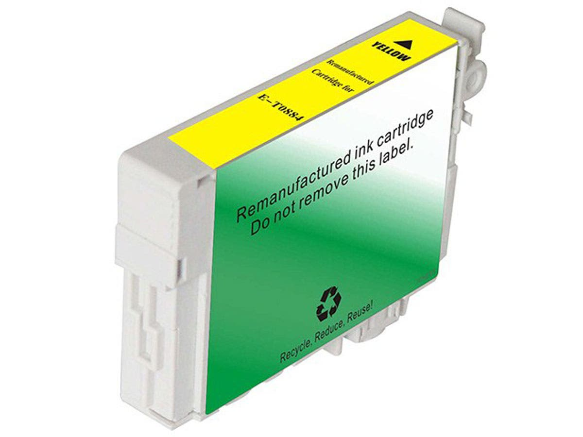Monoprice Compatible Epson T0884 - Yellow-Large-Image-1