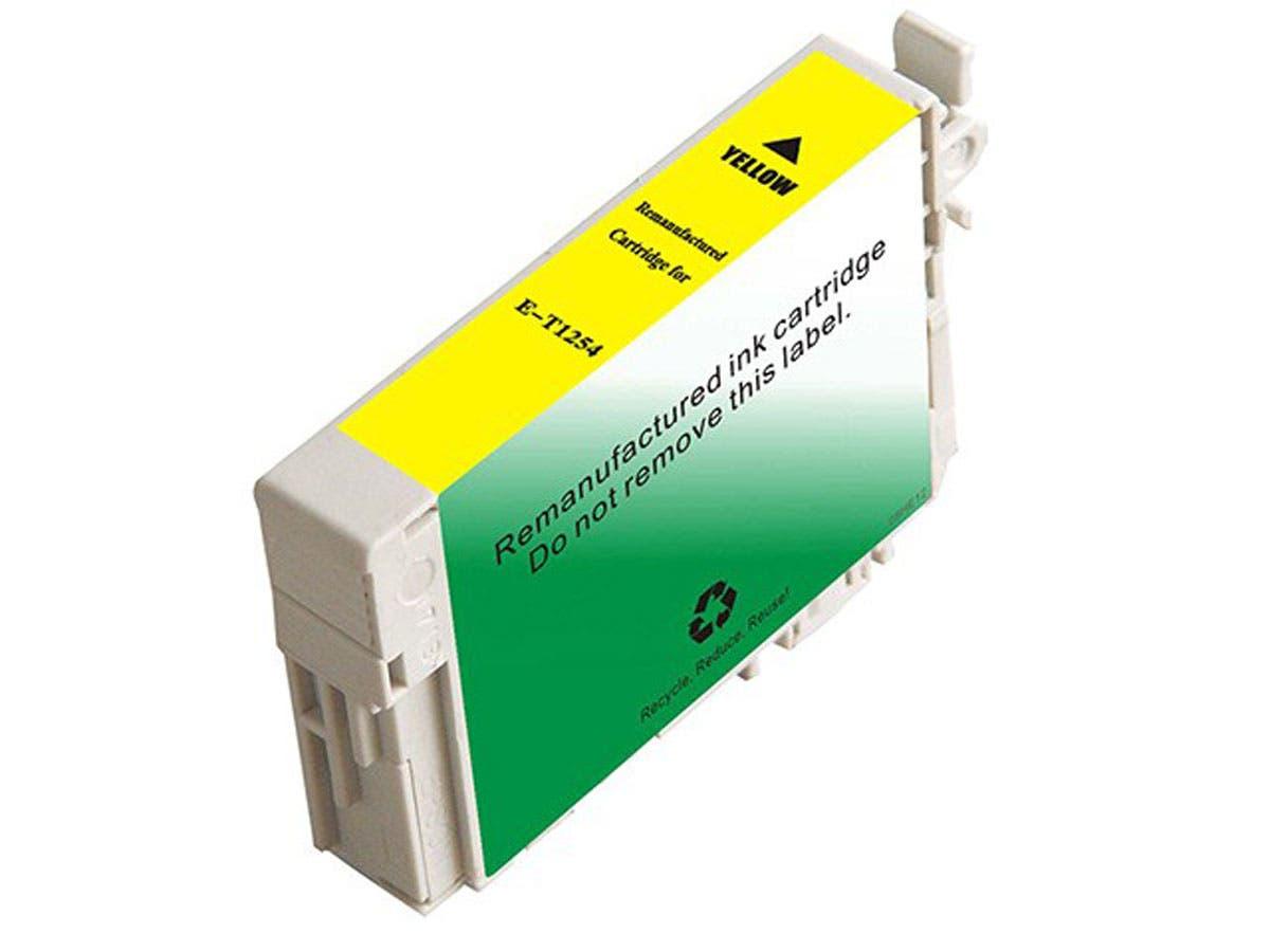 Monoprice Compatible Epson T1254 - Yellow-Large-Image-1