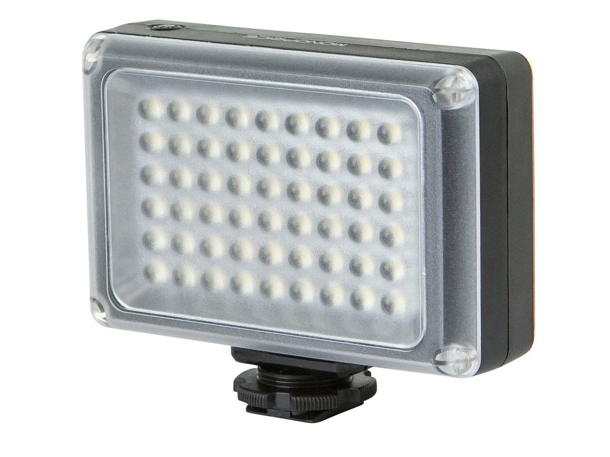 Monoprice LED Camera Light with 54-Piece LED and 5,500K Color Temperature-Large-Image-1