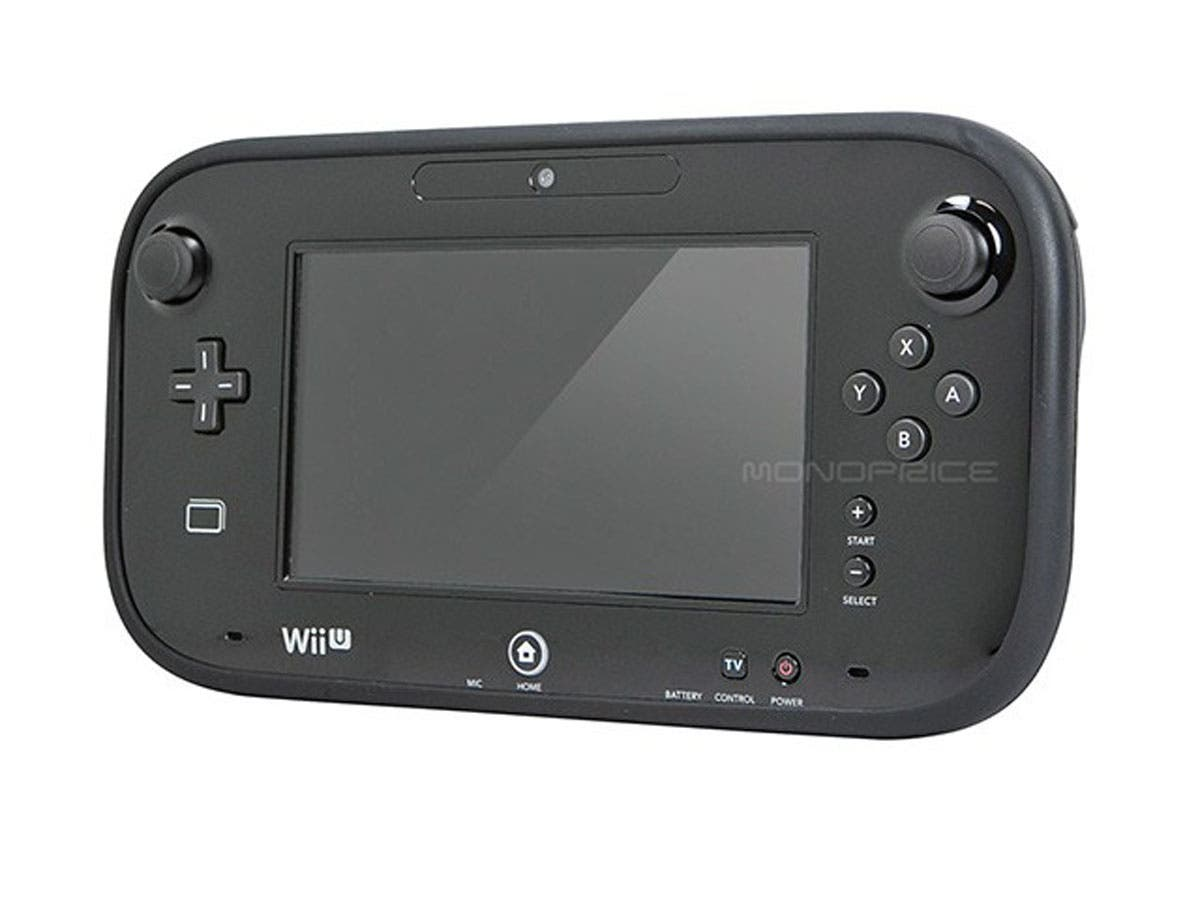 Monoprice Defender Case for Wii U-Large-Image-1