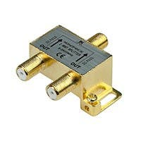 Monoprice - 2-Way Coaxial Splitter