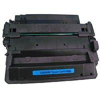 Monoprice Compatible HP CE255X Laser/Toner-Black
