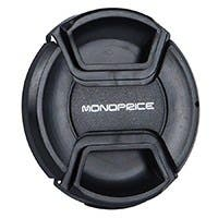 Monoprice 58mm Center Pinch Lens Cap