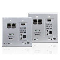 Monoprice HDBaseT Wall Plate Extender Kit