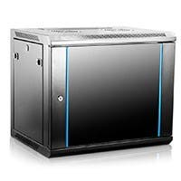 Monoprice 9U 450mm Depth Wallmount Server Cabinet
