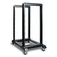 Monoprice 22U 4 Post Open Frame Rack