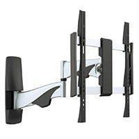 Full-Motion TV Wall Mount (Max 66 lbs, 32 - 55 inch)