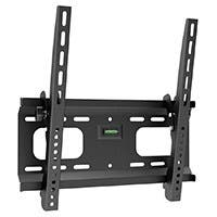 Monoprice Stable Series Tilt TV Wall Mount Bracket For TVs 32in to 55in, Max Weight 165lbs, VESA Patterns Up to 410x410, UL Certified