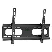 Monoprice Stable Series Tilt TV Wall Mount Bracket For TVs 37in to 70in, Max Weight 165lbs, VESA Patterns Up to 600x400, UL Certified