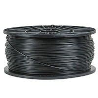 Monoprice Premium 3D Printer Filament PLA 3mm 1kg/spool, Black