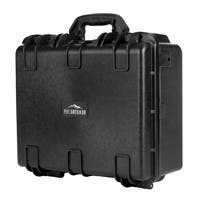 Monoprice Weatherproof Hard Case with Customizable Foam, 19 x 16 x 8in
