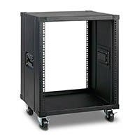 Monoprice 12U 450mm Depth Simple Server Rack - GSA Approved