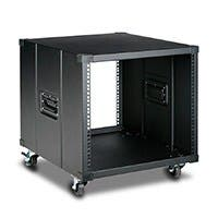 Monoprice 9U 600mm Depth Simple Server Rack - GSA Approved