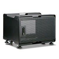 6U 500mm Depth Audio/Video Rackmount Cabinet - GSA Approved