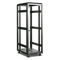 Monoprice 36U 4-Post Open Frame Rack - GSA Approved