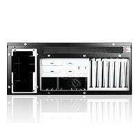 Monoprice KIT- 4U 15-bay Stylish Hotswap Trayless Storage Black