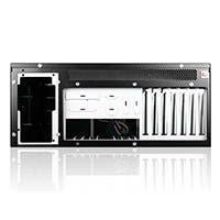 Monoprice KIT- 4U 8-bay Stylish Hotswap Trayless Storage Black
