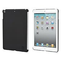 PC Soft Touch Cover for iPad Air, Black
