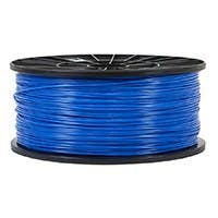 Monoprice Premium 3D Printer Filament PLA 1.75mm 1kg/spool, Blue