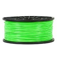 Monoprice Premium 3D Printer Filament ABS 3MM 1kg/spool, Bright Green