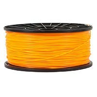 Monoprice Premium 3D Printer Filament PLA 3mm 1kg/spool, Bright Orange