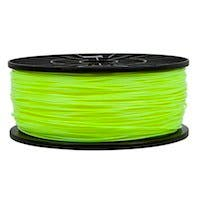 Monoprice Premium 3D Printer Filament PLA 1.75mm 1kg/spool, Fluorescent Yellow
