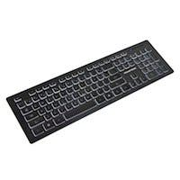 Workstream by Monoprice Deluxe Backlit Keyboard