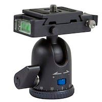 Monoprice Camera Head Mini Ball with Plate