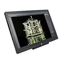 Monoprice * REFURBISHED * 22in HD Capacitive SmartTouch + Interactive Pen Drawing Display 1080p LED, Mac / PC