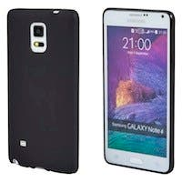 Monoprice TPU Case for Samsung Galaxy Note 4, Black