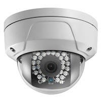 Monoprice IP PoE 1080P HD IP66 Waterproof Infrared Dome Camera with 4mm Fixed Lens