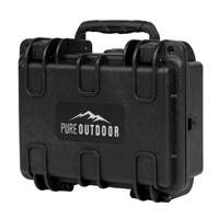 "Monoprice Weatherproof Hard Case with Customizable Foam, 8"" x 7"" x 4"""