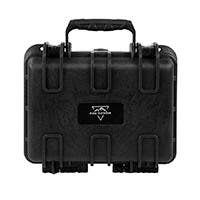 "Monoprice Weatherproof Hard Case with Customizable Foam, Fits HUBSAN Quadcopter Drones, 12"" x 10"" x 6"""