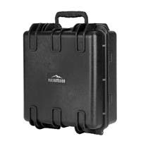 Monoprice Weatherproof Hard Case with Customizable Foam, 14 x 16 x 8 in