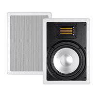 Amber In-Wall Speaker 8in 2-way with Ribbon Tweeter (single)