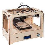 $299.99 Monoprice Maker Architect 3D Printer w/ Single Extrusion Print Head