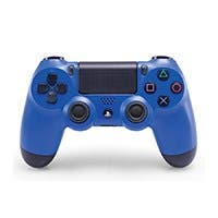 Sony DualShock 4 Wireless Controller for PlayStation 4 (PS4) 2016 Version - Wave Blue