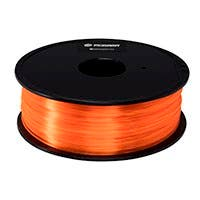 Monoprice Premium 3D Printer Filament PETG 1.75mm, 1kg/Spool, Orange