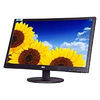 "AOC P2370SD 23"" LED LCD Monitor - 16:9 - 7ms - 1920 x 1080 - 16.7 Million Colors - 250 Nit - 20,000,000:1 - Full HD - DVI - VGA - 30 W - Black"