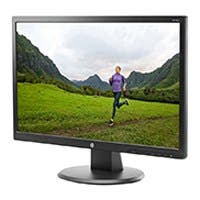 "HP Value 22uh 21.5"" LED LCD Monitor - 16:9 - 5ms 1920 x 1080 - 16.7 Million Colors - 250 Nit - 10,000,000:1 - Full HD - DVI - HDMI - VGA - 30 W - Black"