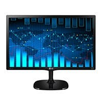 LG Electronics LG 22MC57HQ-P 22-Inch Screen LED-Lit Monitor