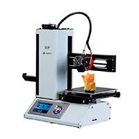 Monoprice MP Select Mini 3D Printer V2, White