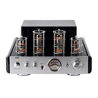 Monoprice 25 Watt Stereo Hybrid Tube Amplifier with Bluetooth (Refurbished)